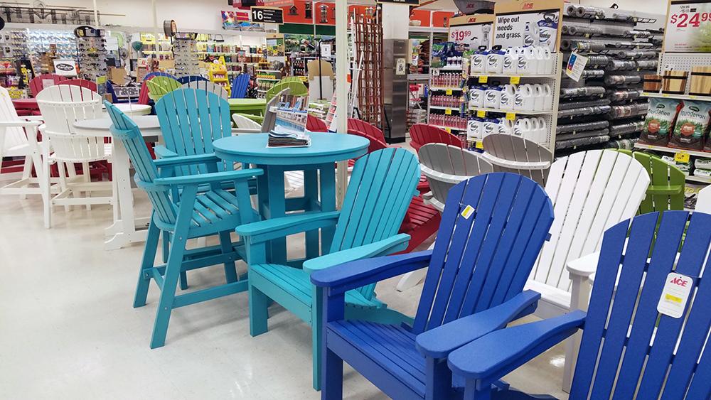 Hampton Store 14226 Chairs