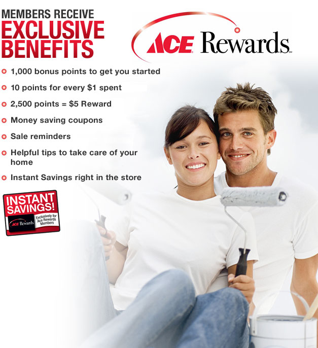 Ace Rewards Program