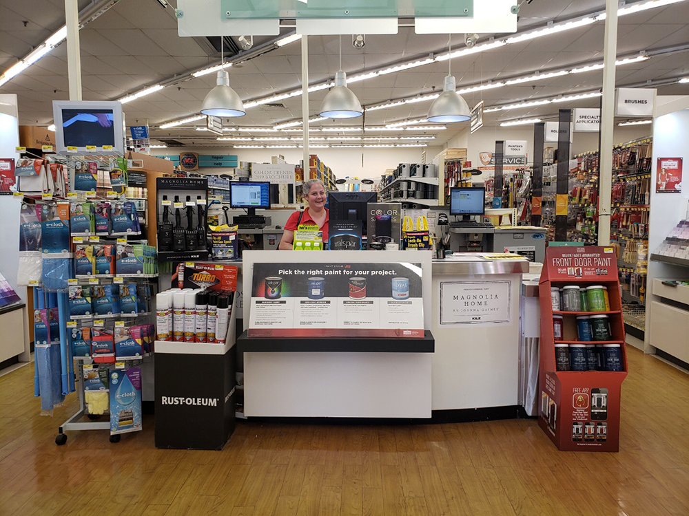 Newport News Store Checkout