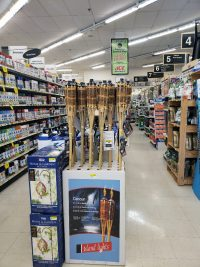 Newport News Store Torches