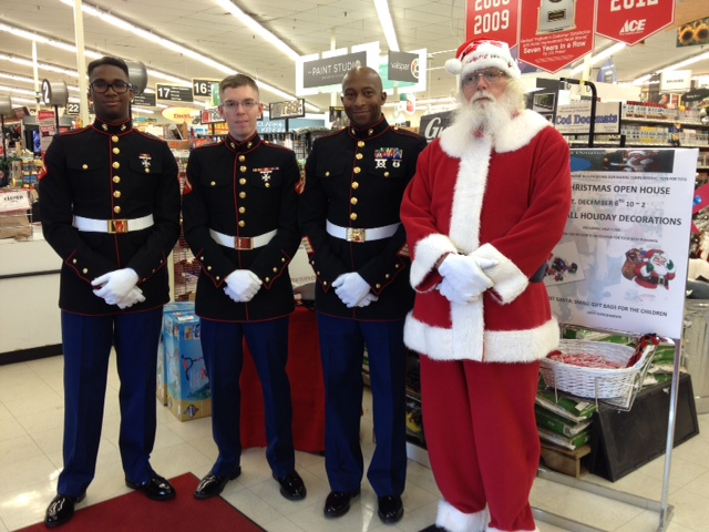 Newport News Toys for Tots 2014 1