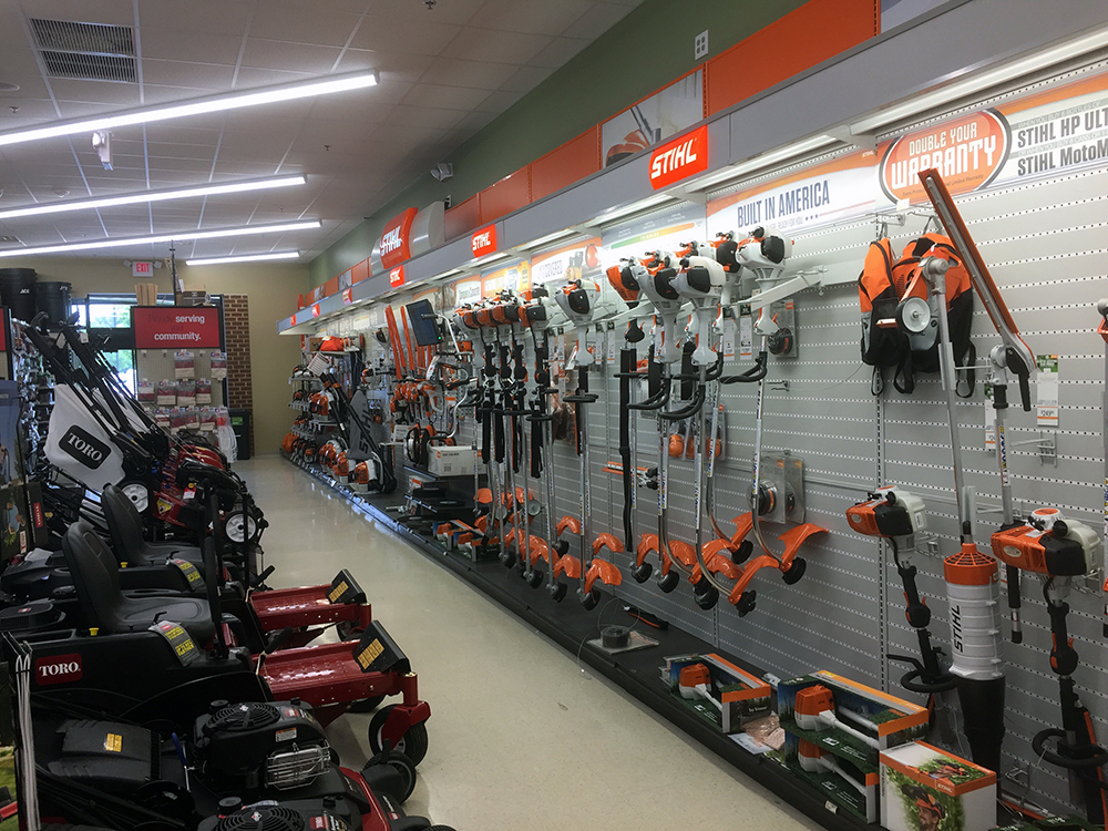 Williamsburg Store Stihl