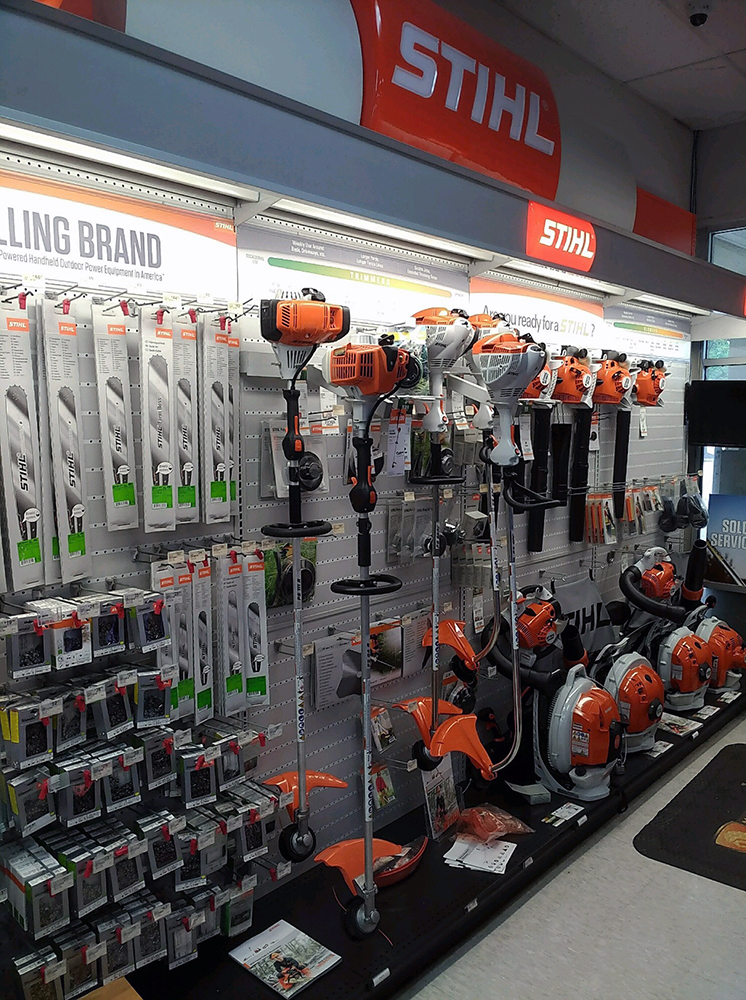 Williamsburg Store #2 Stihl
